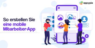 erstellen Sie eine mobile Mitarbeiter-App